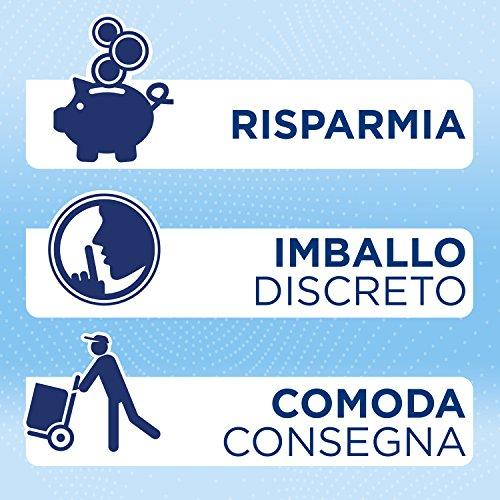 Tena Pants Plus, mittelgroß (M) Schutzhosen für mittlere bis starke Blasenschwäche / Inkontinenz, 4er Pack (4 x 9 Stück) - 7