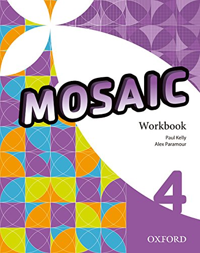 Mosaic 4 workbook