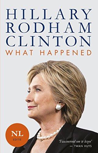 Buchseite und Rezensionen zu 'What happened' von Hillary Rodham Clinton