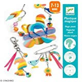 Djeco Kreativ Set Magisches Plastik Rainbow Horse