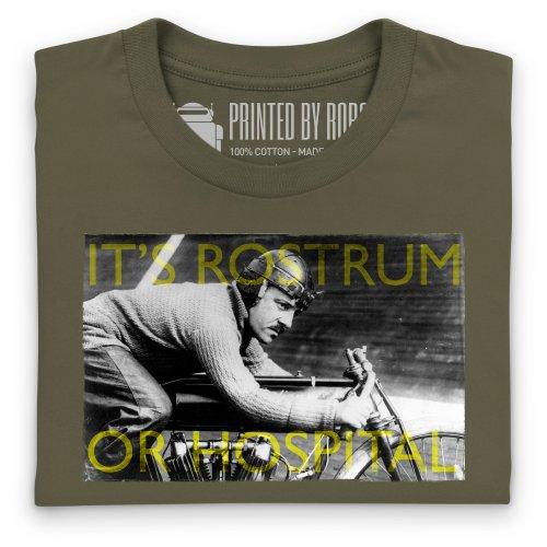 Rostrum T-shirt, Uomo Verde oliva