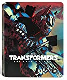 Transformers The Last Knight Steelbook 3D + 2D Blu Ray [Nordic]