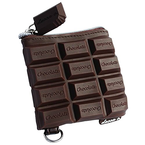 Chocolate Candy Bar Scented Coin Purse (Coin Candy)