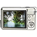 Internet 18 Mega Pixels CMOS 2.7 inch TFT LCD Screen HD 720P Digital Camera Silver