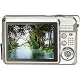 Internet 18 Mega Pixels CMOS 2.7 inch TFT LCD Screen HD 720P Digital Camera Silver