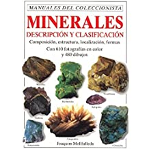 MINERALES. DESCRIPCION Y CLASIFICACION (GUIAS DEL NATURALISTA-ROCAS-MINERALES-PIEDRAS PRECIOSAS)