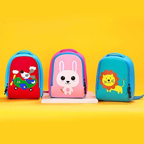 TianranRT ,  Jungen Unisex Baby Unisex-Kinder Mädchen Rucksackhandtaschen Tiger