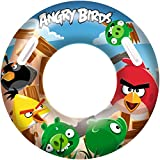 Bestway Angry Birds Swim Ring, Multi Col...