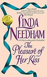 The Pleasure of Her Kiss (Avon Romantic Treasures)