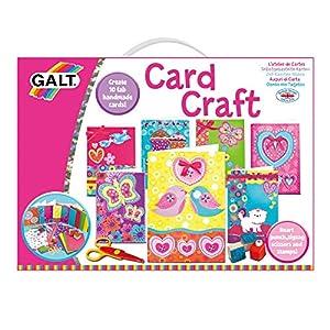 Galt Toys Diseño mis Tarjetas, Multi Colore (1003418)