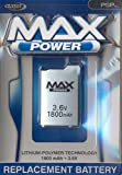 Cheapest Max Power Replacement Battery on PSP