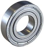 SKF6301-2Z/C3Roulements rigides à billes à rangée unique 12x 37x 12 mm