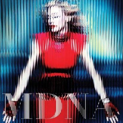 Pop CD, Madonna - MDNA [Standard Edition][002kr] (Cd Mdna Madonna)
