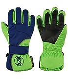 Trollkids Handschuhe Troll marine/grün 9-10 Jahre (5)