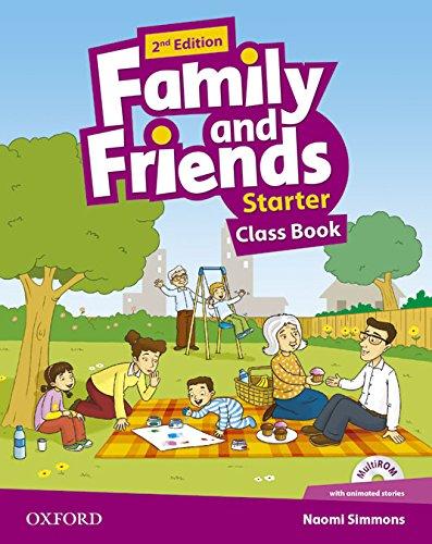 Family and friends. Starter. Classbook. Per la Scuola elementare. Con espansione online