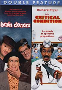 Brain Donors & Critical Condition [DVD] [Region 1] [US Import] [NTSC]