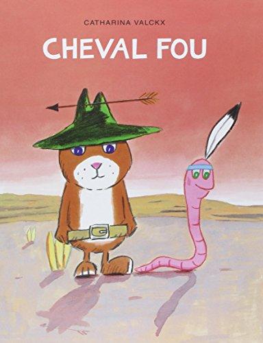 Cheval fou par Catharina Valckx