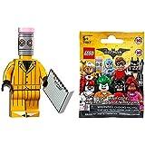 Lego Batman The Movie Mini Figure Series Elaser (Unopened Item) | THE LEGO Batman Movie Minifigures Series The Eraser ?71017-12?