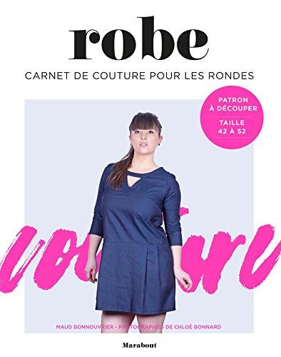 robe carnet de couture pour les rondes par Maud Bonnouvrier