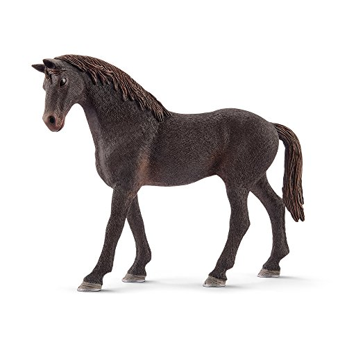 Schleich - Figurine Étalon Pur-Sang Anglais, 13856