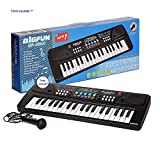 Toys Island 37 Key Bigfun Piano Keyboard Toy for Kids with Mobile Charger