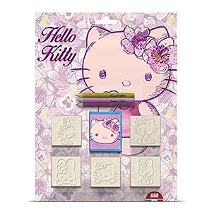 Noris - Tampón para Sellos Hello Kitty Importado de Alemania
