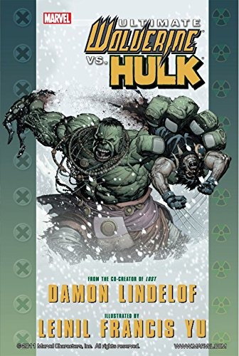 Ultimate Comics Wolverine vs. Hulk (Ultimate Wolverine vs ...