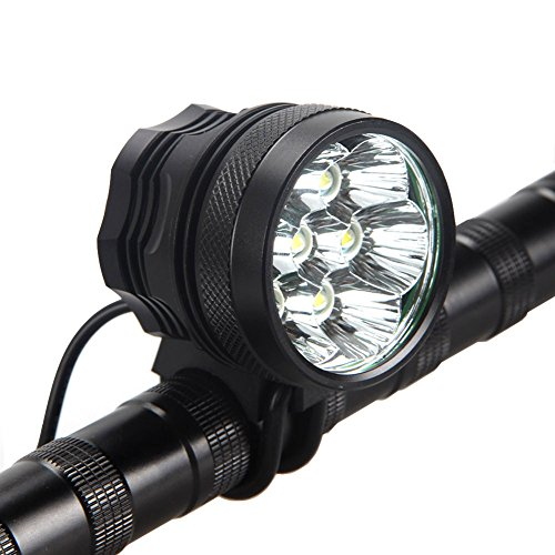 3*t6 20w 30w Lamp Head Ac Charger Eu Us Plug Headlight 18650 Battery Head Lighting Light Flashlight Torch Lantern Exquisite Workmanship Led 1t6+2xpe In