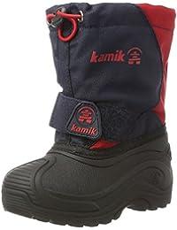 Kamik Unisex-Kinder Snowfox Schneestiefel
