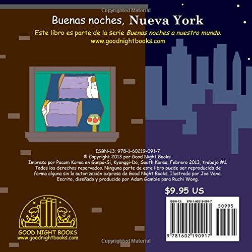 Buenas Noches, Nueva York (Good Night Our World)