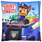 Whitehouse Ready 4 Action | Kinder Kissen 40 x 40 cm | Paw Patrol | Dekokissen