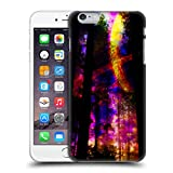Head Case Designs Offizielle Haroulita Saturn-Blitz Raum Ruckseite Hülle für iPhone 6 Plus/iPhone 6s Plus