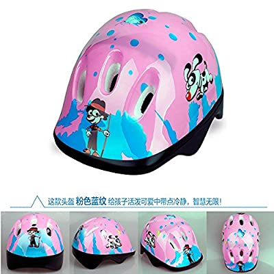 Children skating helmet bicycle riding helmet scooter helmet head guard Kids Boys Girls Sports Mountain Road Bicycle Bike Cycling Safety Helmet Skating cap by AH