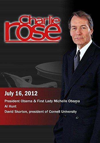 Preisvergleich Produktbild Charlie Rose - President Obama & First Lady Michelle Obama / Al Hunt / David Skorton (July 17,  2012)