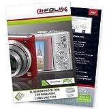 atFoliX FX-Mirror Film de protection d'écran pour Panasonic Lumix DMC-TZ10