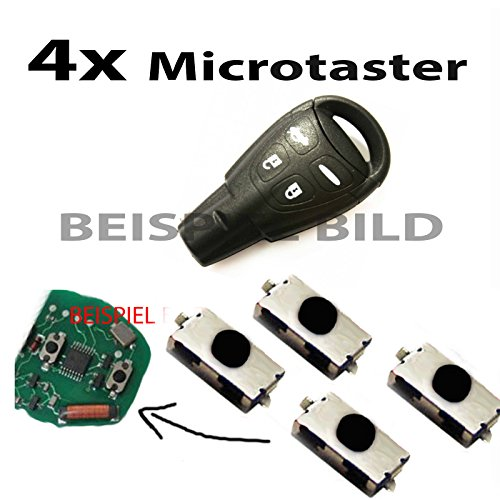 pour-saab-9-3-microtaster-mikrotaster-interrupteur-telecommande-cle