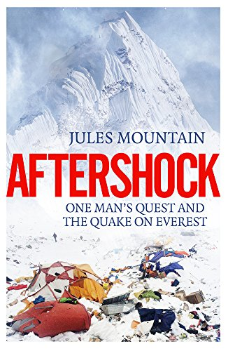 Aftershock: One Man's Quest and the Quake on Everest Test