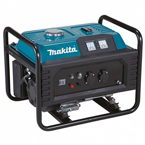 Makita EG2850A Stromerzeuger 2,8 kVA, Schwarz, Blau