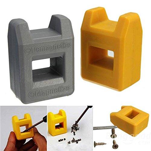 PhilMat Das Entmagnetisieren des Magnetiseurs demagnetizer Schraubenziehertipps schraubt magnetische Auswahl Werkzeug