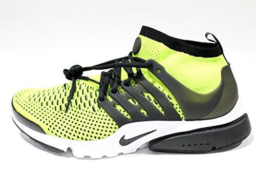 Execução 42 Sapatos Homens De Flyknit Presto Ue Ultra Azul Ar Nike Verde 07Fwq