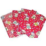 Baby Basics - 4pcs Mattress - Red