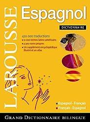 Grand Dictionnaire Espagnol-Français Français-Espagnol