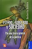 ESTADO, GOBIERNO Y SOCIEDAD (Breviarios)