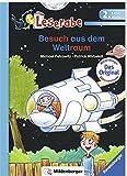 Besuch aus dem Weltraum (Leserabe mit Mildenberger Silbenmethode) - Michael Petrowitz