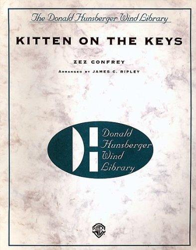 Kitten on the Keys (Donald Hunsberger Wind Library) (Gitarre Key Wind)