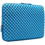 SunSmart Antichoque universal Funda de bolso de la manga del ordenador portátil de 12 pulgadas para todos de 12 pulgadas portátil / Macbook Pro 12'' / Macbook Air de 12'' (azul)