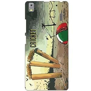 Printland Cricket Phone Cover For Lenovo K3 Note PA1F0001IN