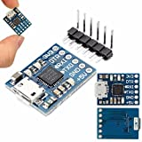 CIRCUIT SYSTEMS M094 CP2102 Micro USB to UART TTL Module 6Pin Serial Converter STC Replace FT232