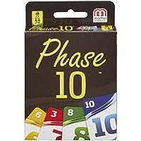 Mattel Games FPW38 Phase 10 Kartenspiel