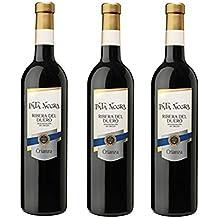 Pata Negra Crianza D.O Ribera del Duero Vino Tinto - 3 Botellas x 750 ml -